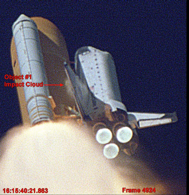 Space Shuttle Columbia: 10 years later - CAMARO6